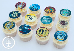 20200703 - Harry Potter Cupcakes