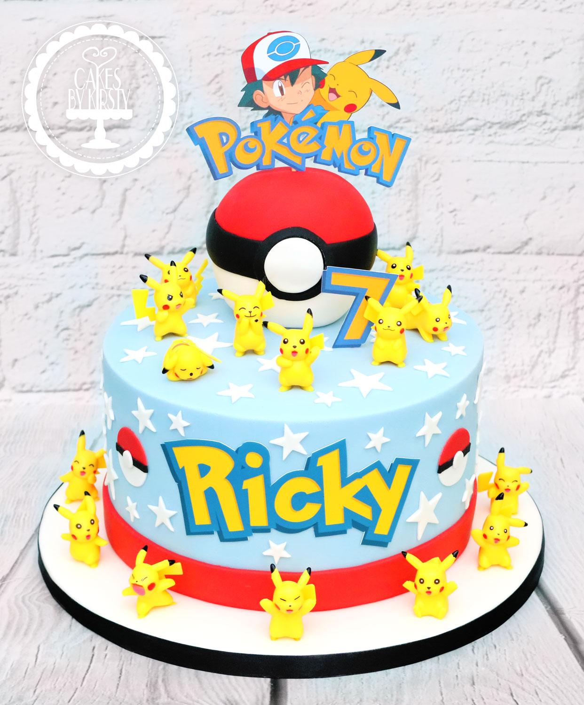 20191128 - Pokemon Pikachu 7th Birthday