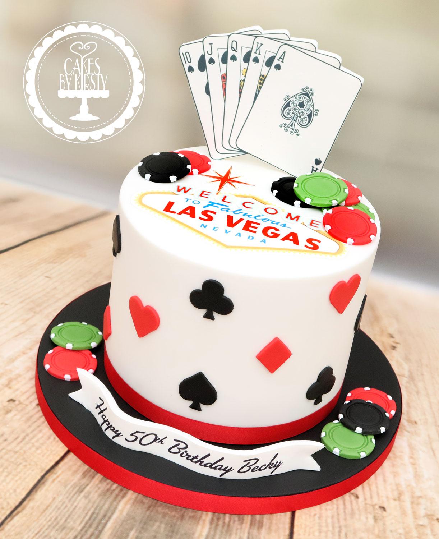 20201119 - Las Vegas Cake