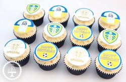20201231 - Leeds United Cupcakes