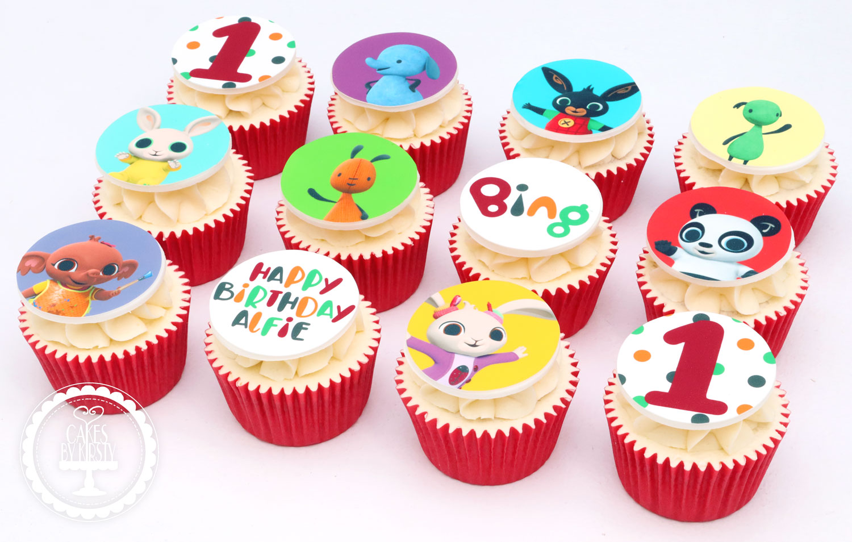 20200203 - Bing Cupcakes