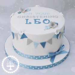 20190907 - Christening Cake