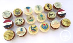 Egyptian Cupcakes