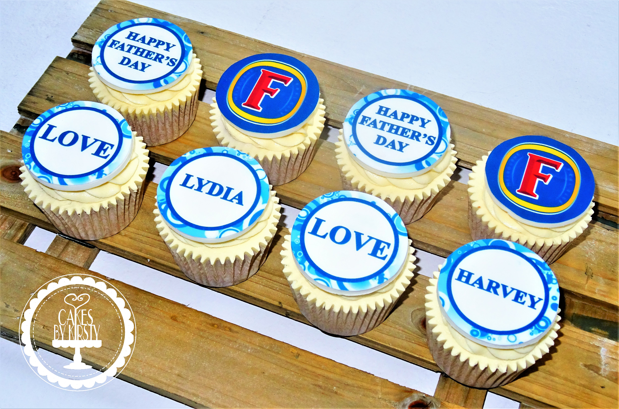 Fosters Cupcakes