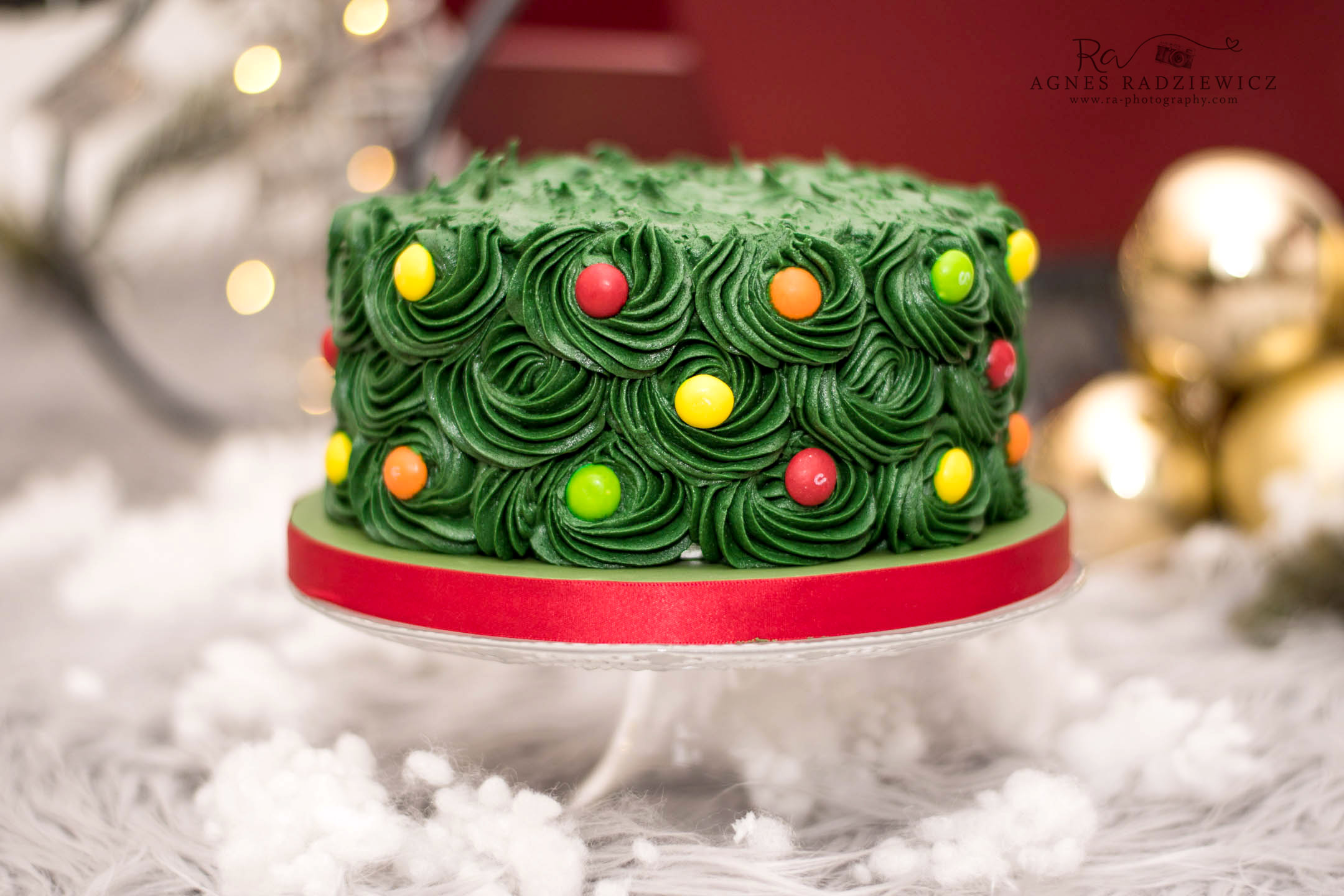 Christmas Cake Smash 2