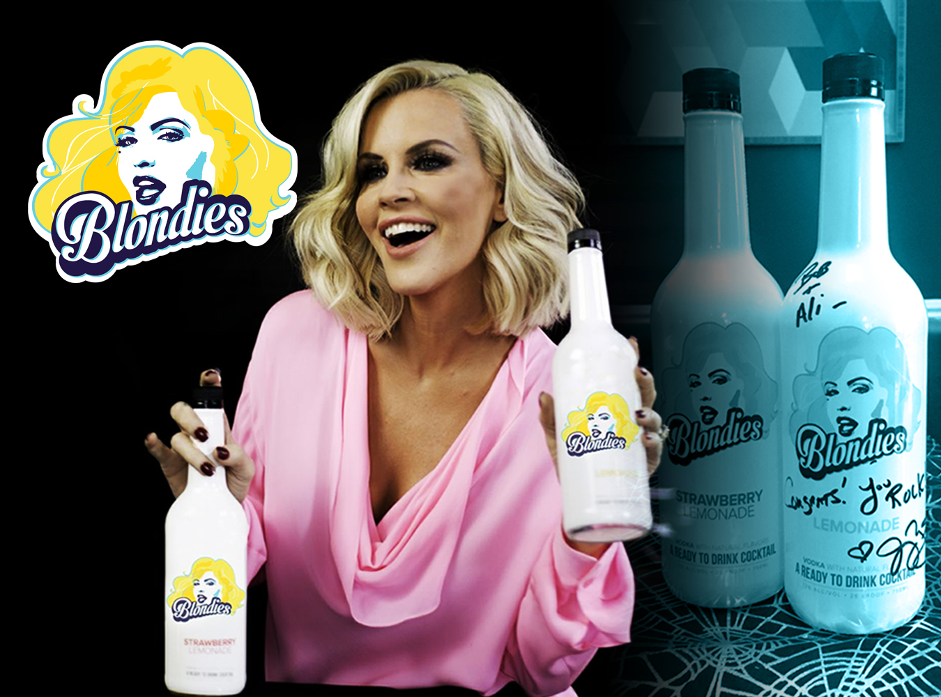 Blondies by Jenny McCarthy