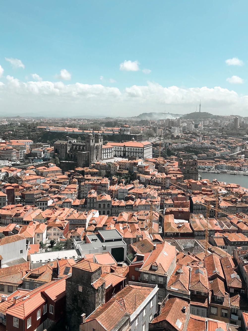 Porto tour dos clerigos