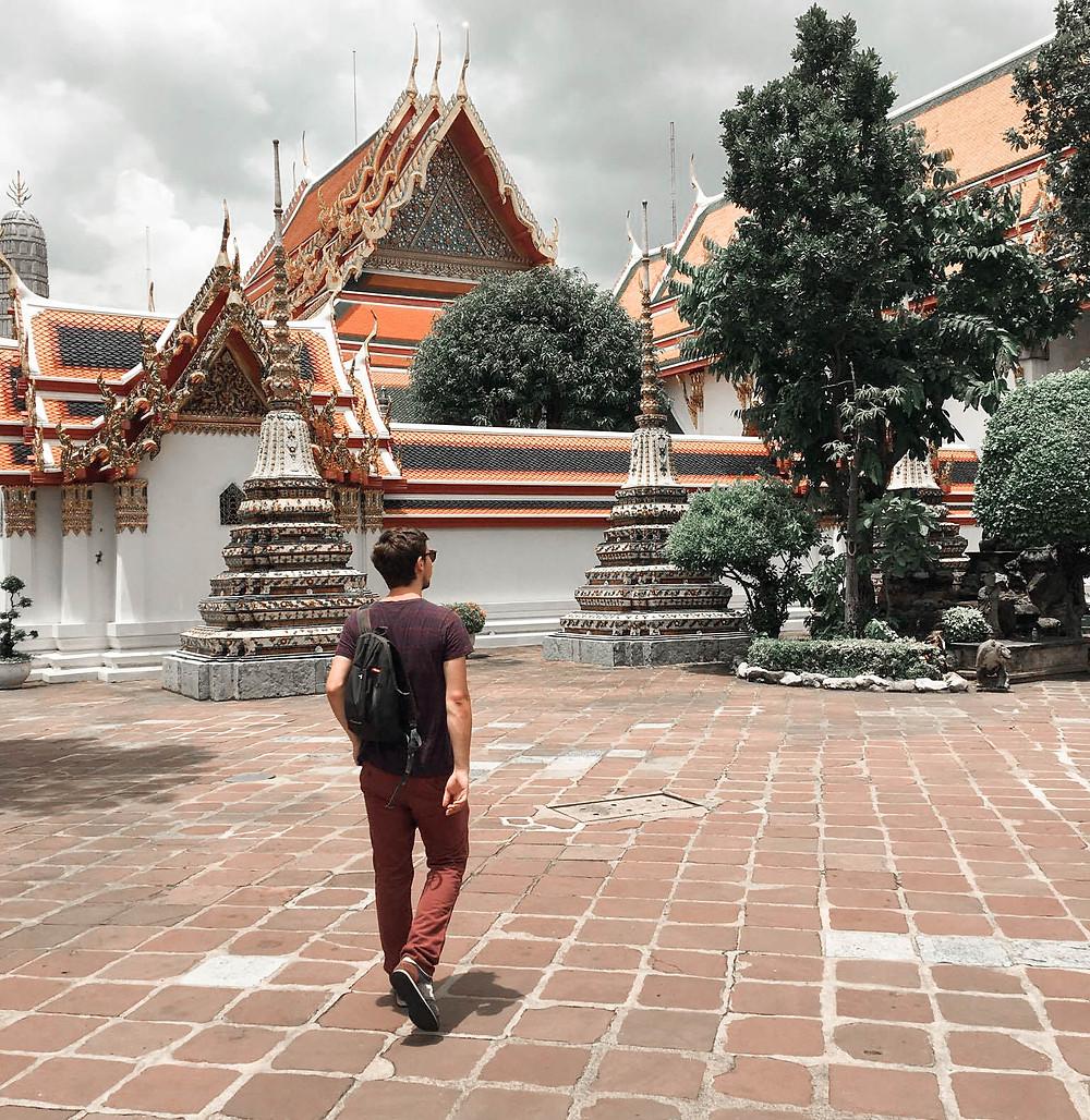 Visite des palais et des temples de Bangkok