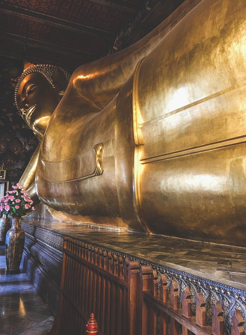 Buddha couché du Wat Pho