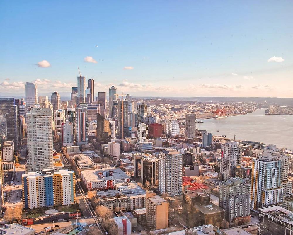 Escapade à Seattle
