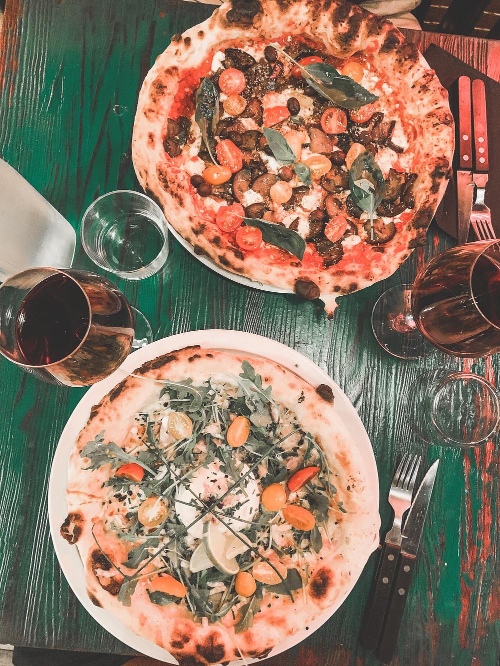 Pizza pizzas agen pizzalio italie