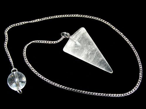 Pendulos.Vários cristais