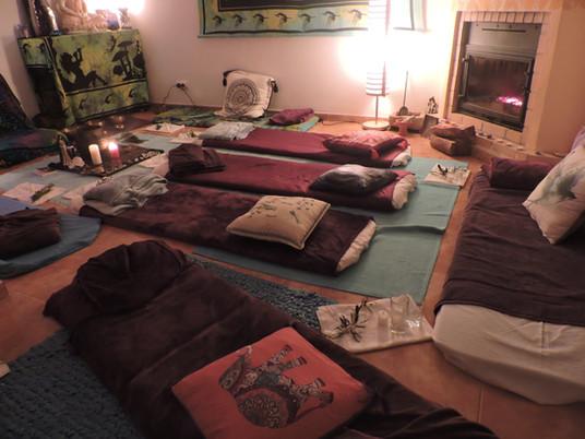 meditacoes no Centro Avalon