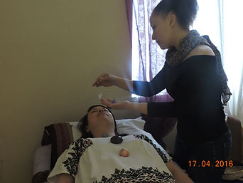 Alice Campos crystal healing