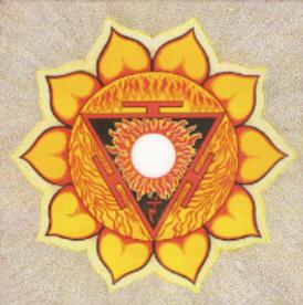 Chakra plexo Solar