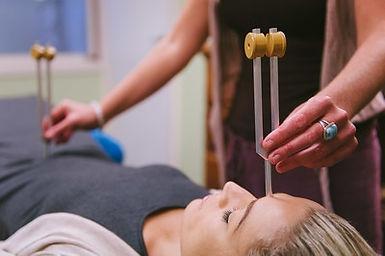 acupuntura de som