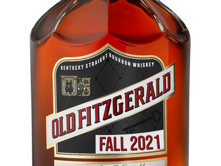 Heaven Hill Distillery Announces Fall 2021 Edition of the Old Fitzgerald Bottled-in-Bond Series