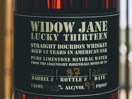 WIDOW JANE DISTILLERY ADDS LUCKY THIRTEEN TO RANGE OF YEAR-ROUND OFFERINGS