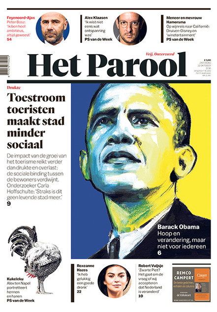 Het Parool: World's Best Designed Newspaper (SND).