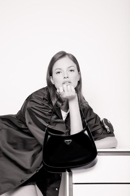 Agatha Moreira for Prada