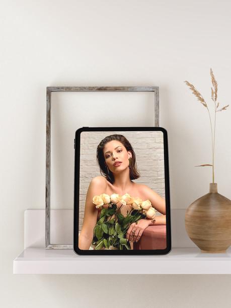 Vogue Brasil: Facetime Shoot