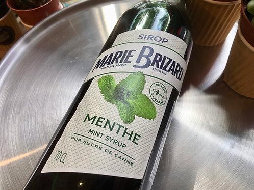 Sirop de Menthe Marie Brizard