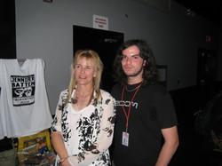Jennifer Batten at MI