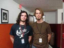 Alex Machacek at Musicians Institute