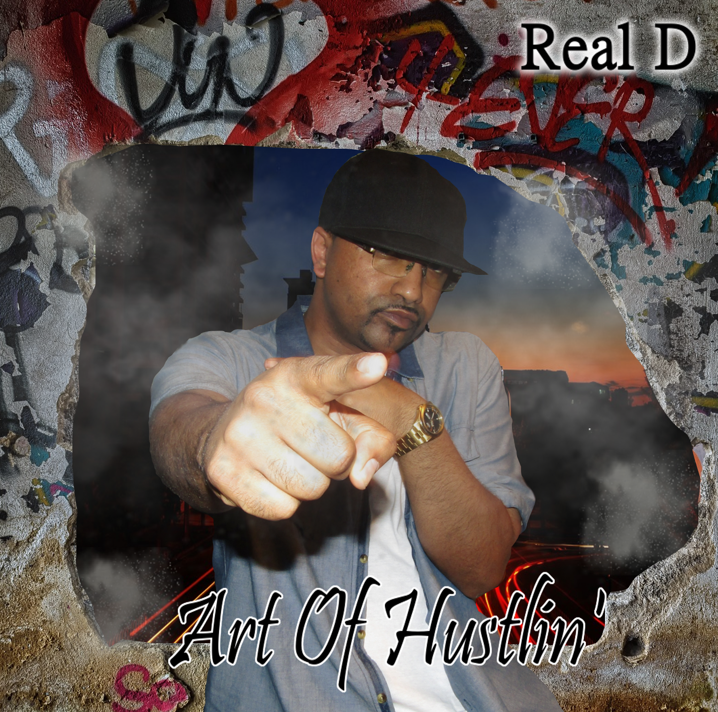 Real D Single Art Of Hustlin'