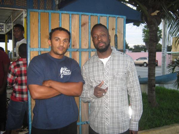 Street Connect And Wyclef