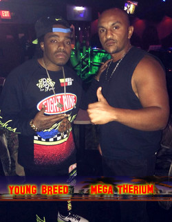 Young Breed And Street Connect Down In M.I.A