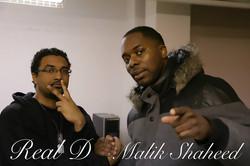 Real D And Malik