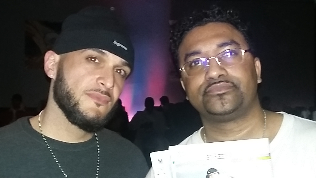 Real D And Mainstream Producer StreetRunner