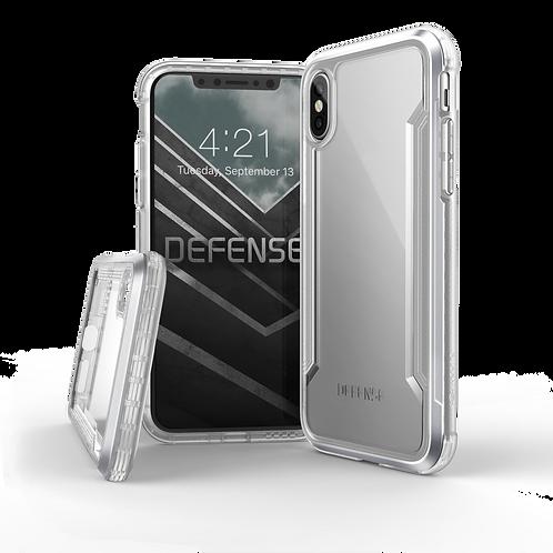 X-Doria Defense Shield iPhone X / Xs / Xs Max / Xr - 閃耀銀