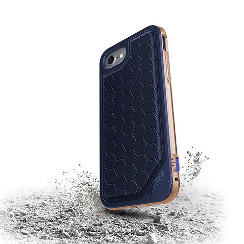 X-Doria Defense Lux iPhone 7/8, 7Plus/8Plus 軍藍電話殼