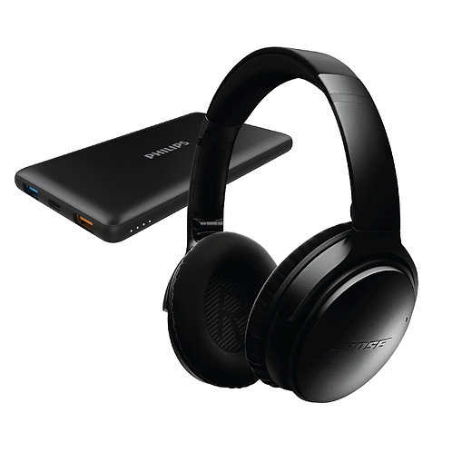 Bose QuietComfort 35 ii 無線耳機 送 Philips DLP8611快速充電器10,000 mAh