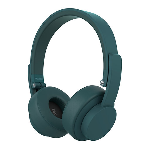 URBANISTA Seattle Bluetooth Headphone Blue Petroleum Blue