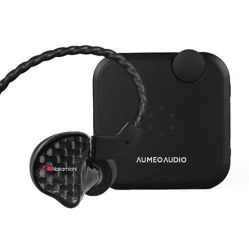 Nakamichi Pro 300 專業級入耳式耳機 + Aumeo Audio 智能調音師套裝