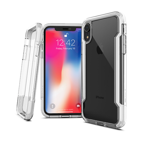 X-Doria Defense Shield iPhone X / Xs / Xs Max / Xr - White
