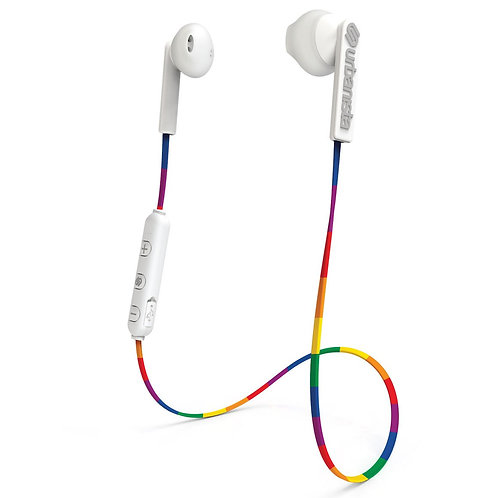 URBANISTA BERLIN Bluetooth Earphones Lucky Rainbow - Multicolor