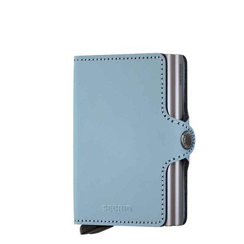 SECRID Twinwallet Matte Blue