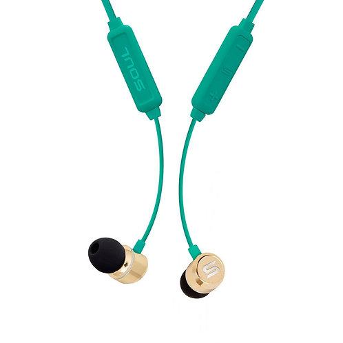 Soul Prime Wireless-High Performance Headphone Green
