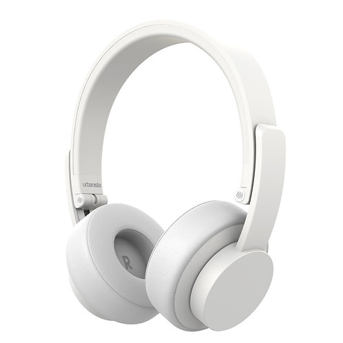 URBANISTA Seattle Bluetooth Headphone Fluffy White