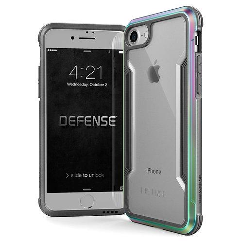 X-DORIA Defense Shield for iPhone 8 - Iridescent