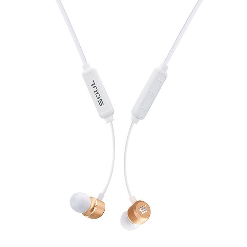 Soul Prime Wireless-High Performance Headphone White