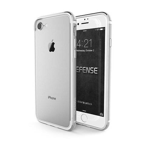 X-Doria Defense Edge iPhone 7/8 7Plus/8Plus電話殼 (太空灰)