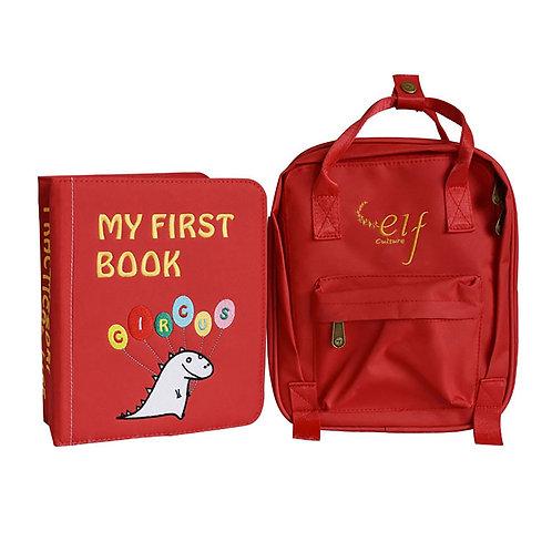 MY FIRST BOOK 第四册 - 精彩馬戲團(適合3-6歲)