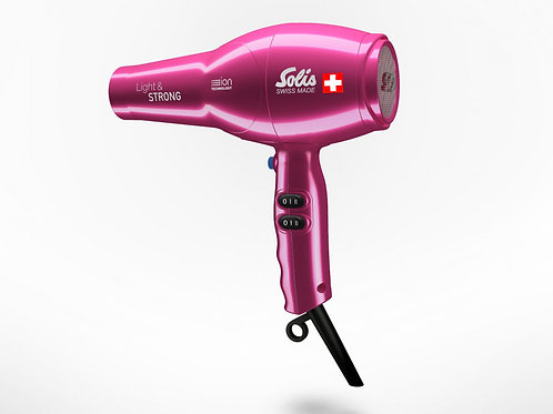 SOLIS Swiss Perfection Light & Strong 442 Hair Dryer 1800W