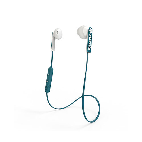URBANISTA BERLIN Bluetooth Earphones Blue Petroleum