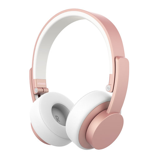 URBANISTA Seattle Bluetooth Headphone Rose Gold Pink